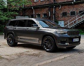 Jeep Grand Cherokee L 2021 3D