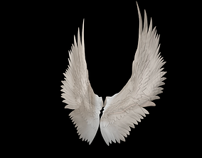 3D printable model Wings character