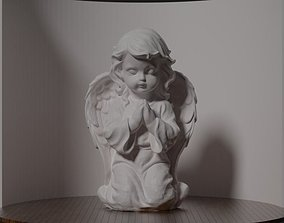 3D Angel -Digital Scan 3D printable