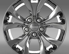 3D Chrysler 300 Limited 2015 rim
