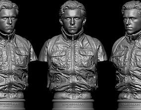 Thomas Stanley Holland 3D Bust