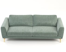 Luxe sofa 3D model