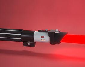 Darth Vaders Lightsaber 3D