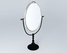 MANOR VANITY mirror houses the world 3D model