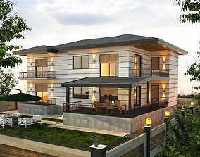 3D House wrought
