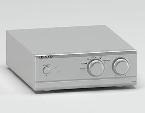Audio Power Amplifier 3D