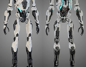 Samuel Hayden RIGGED 3D model