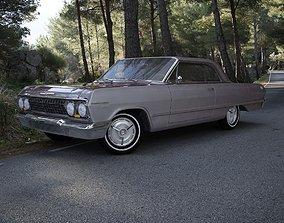 Chevrolet Impala 1963 3D