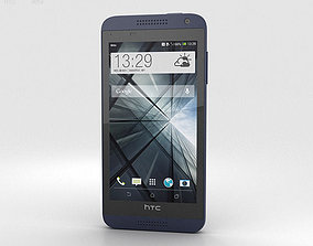 3D model HTC Desire 610 Blue