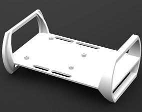 3D printable model Stax Aruduino prototyping enclosure