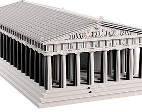 fbx Parthenon 3D model