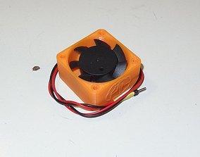 3D print model PcFanBoost Box 40x40x19mm