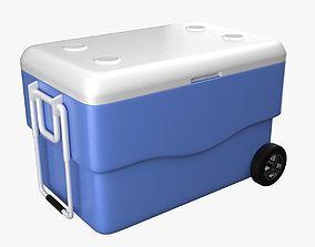 Cooler 3D model household