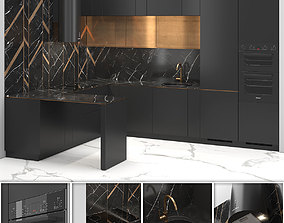Kitchen Inge C-type 3D