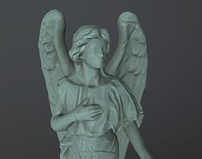 Angel 3D model realtime