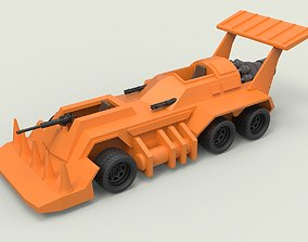 Diecast model Eliminator from Thunder Road Scale 1 to 43