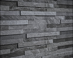 3D slate stone