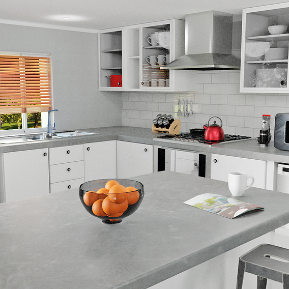 Photo-realistic Kitchen Interior