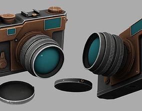zoom camera 3D