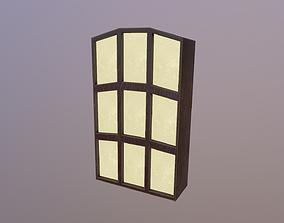 3D model Low Poly Window