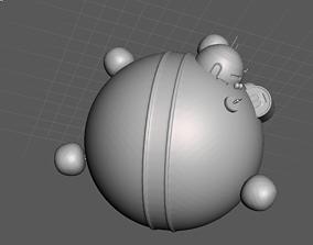 King Kai Planet 3D Model