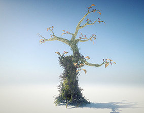3D model Fantasy Tree