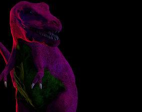 Realistic Barney 3D