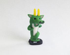 3D print model Guro Dragon of the Pedo Pals