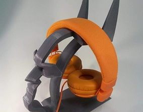 Batman Headset Stand 3D printable model
