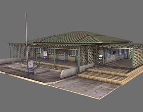 3D Building 08