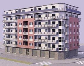 monument 3D model Building