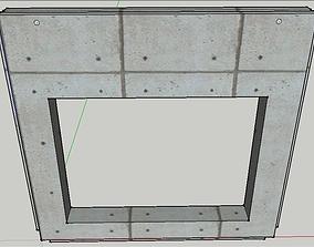RCCB WALLS 3D model