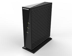 3D technology Netgear DM200 DSL Modem