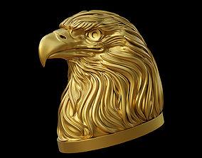 Eagle Head head 3D printable model