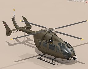 3D UH72 Lakota