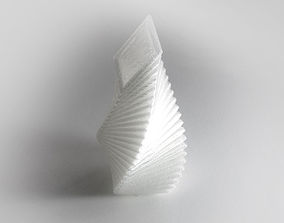 Arrayed Vase 3D print model decorative