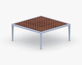 3D asset 0917 - Outdoor Table