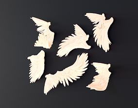 3D printable model Wings pd