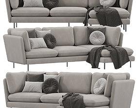 livingroom Made Wes sofa 3D model