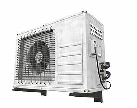 Air conditioner outdoor 6a 3D model