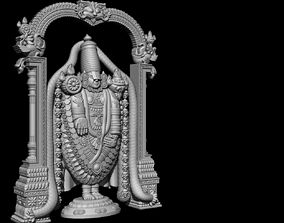 3D printable model LordSriVenkateswara