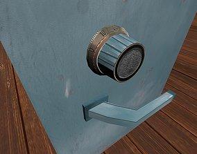 3D model Security safe