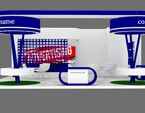3D exhibition stand 08
