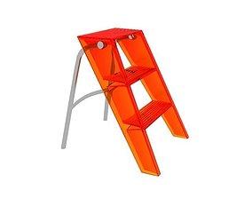 3D model Kartell Upper Ladder