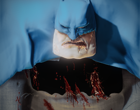 BATMAN The Dark Knight Returns 3D model
