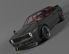1996 Nissan 240SX -S14 BOSS 3D model realtime