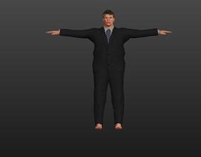 3D model Office Boss