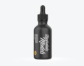50 ml Dropper Bottle 3D