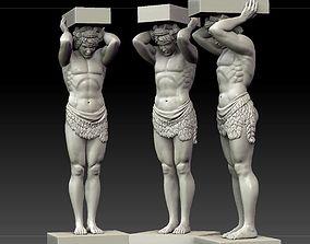 3D print model Atlant of the Hermitage