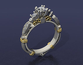 Ring 34 3D printable model
